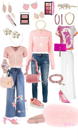 pink spring 2020