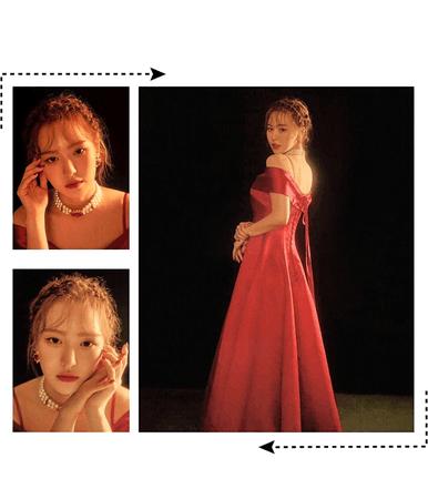 Minhee - La Rouge Teaser
