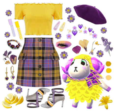 Willow Animal Crossing