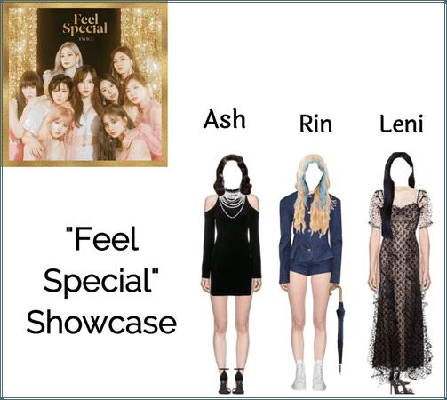 Feel Special Showcase