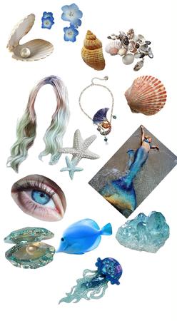 mermaid 🧜🏻♀️