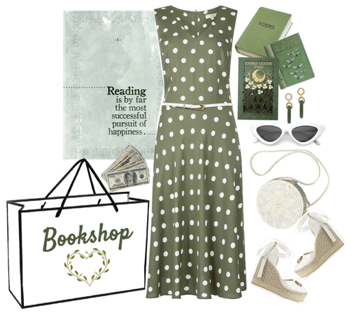 A visit to the Bookshop