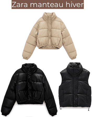 puffer jacket selection