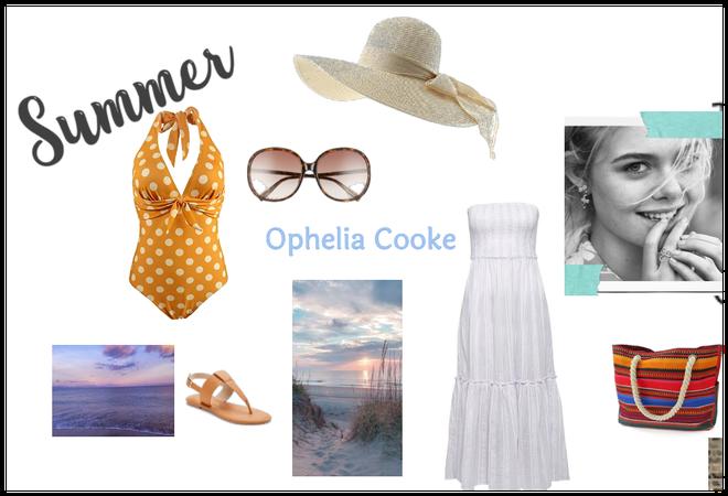 Ophelia Cooke