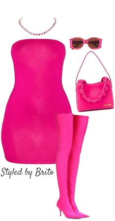 Hot pink series