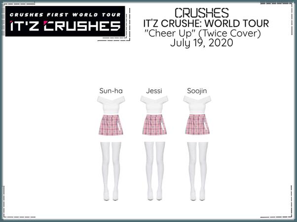 Crushes (호감) IT'Z Crushes | LA