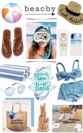 Beachy 🌊🌴🌺