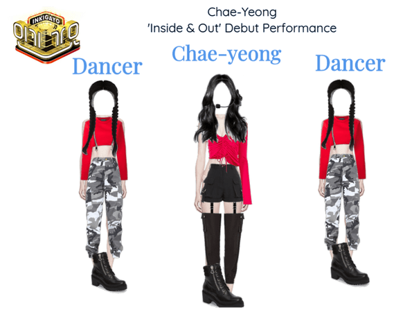 Inside out debut performance