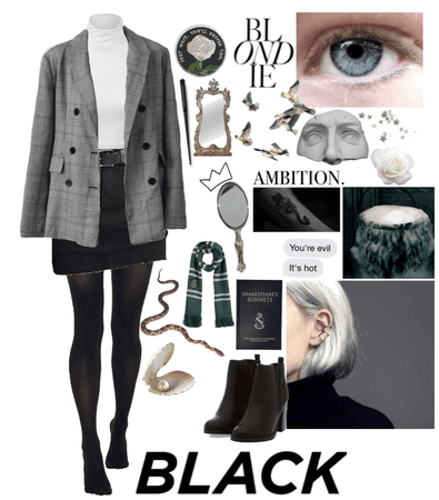Narcissa Black Malfoy Outfit