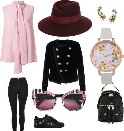 OOTD for Spring 2018 by Ralucica