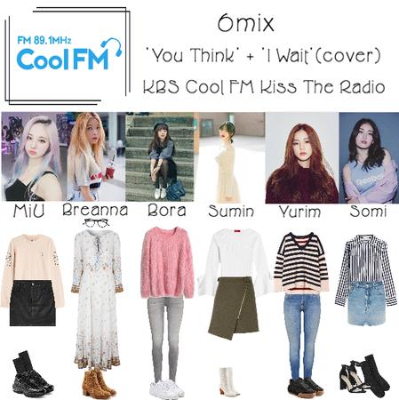 《6mix》KBS Cool FM Kiss The Radio