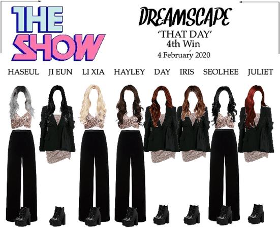 DREAMSCAPE [드림스게이프] The Show 200204