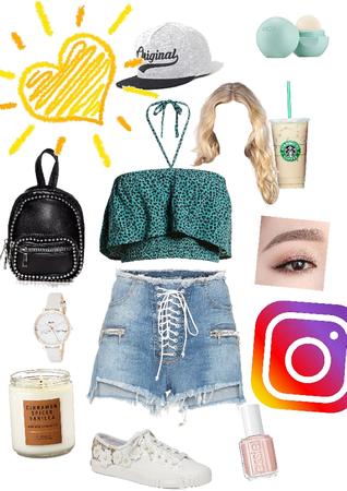 Summer teens