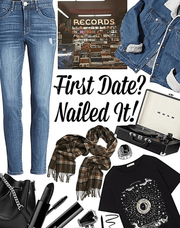FALL 2020: Record Shop Date Style