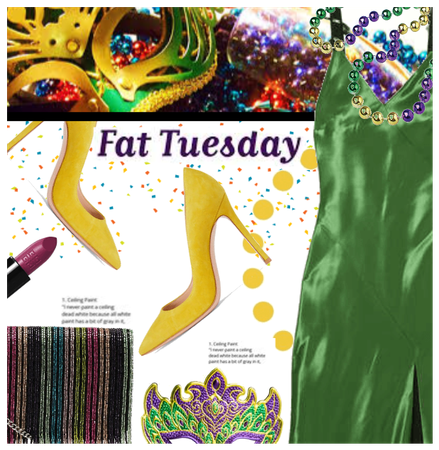 Fat Tuesday (Mardi Gras)