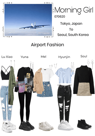 Airport Fashion 070520