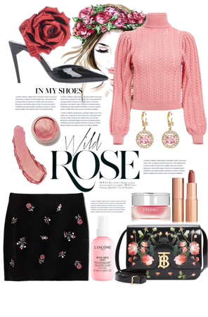 Rosy Disposition