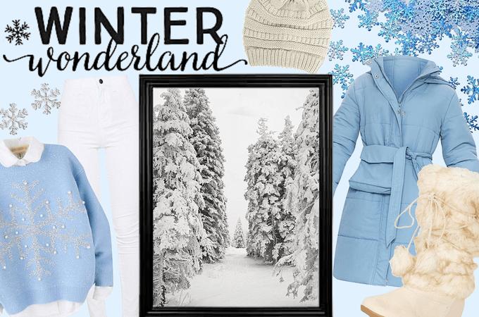 Christmas song - winter wonderland ❄️ ⛄️