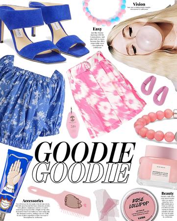 goodie goodie | tie-dye