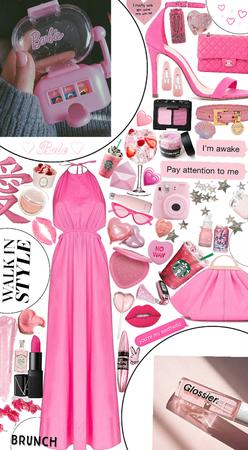 I'm a Barbie girl💕in a Barbie world