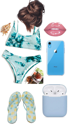 Summer Pool / Beach Look