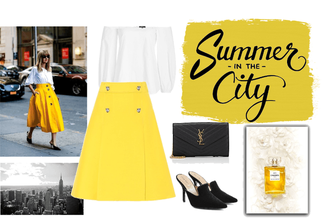 Summer vibes in the City