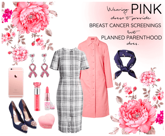 Supporting Women in Pink