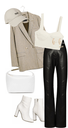 Model Off Duty Outfit #21