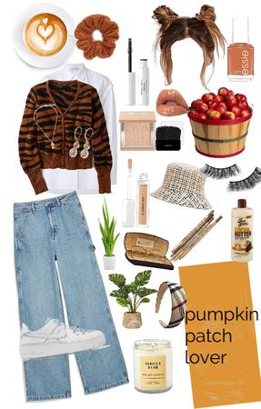 pumpkin patch love