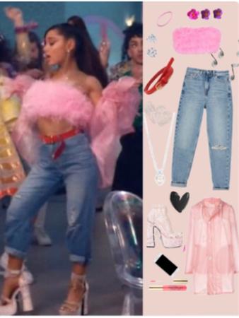 Ariana Grande: Thank u Next