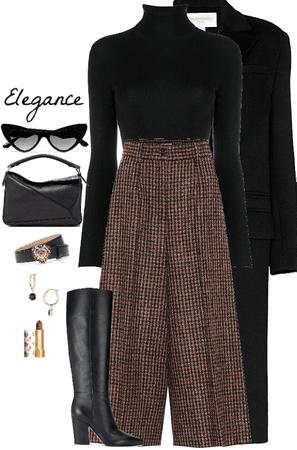 Elegance.