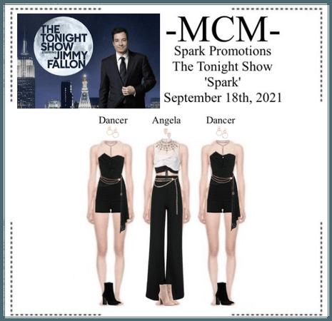 (미랔울움) MIRACULUM - [𝘼𝙣𝙜𝙚𝙡𝙖] (Spark) The Tonight Show