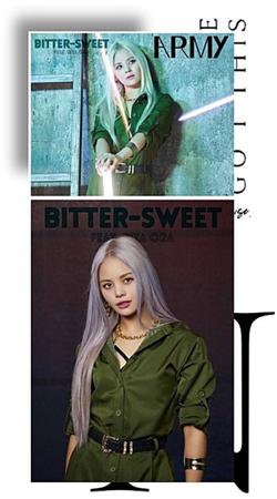 BITTER-SWEET [비터스윗] (NARI) 'ARMY' (feat. Rita Ora) Teasers 201114