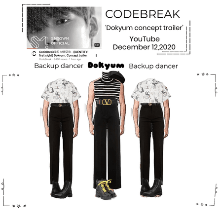 CodeBreak 코드 브레이크 - (IDENTITY: first sight) Dokyum: concept trailer