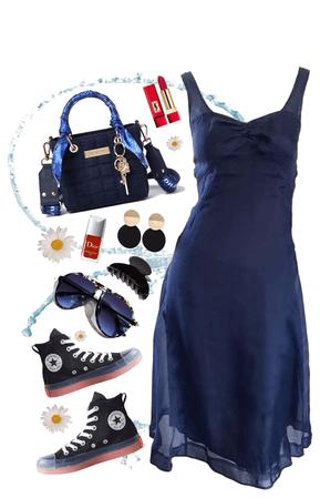 Blue Dress!!!