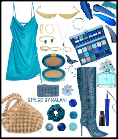 Blue Drizzle