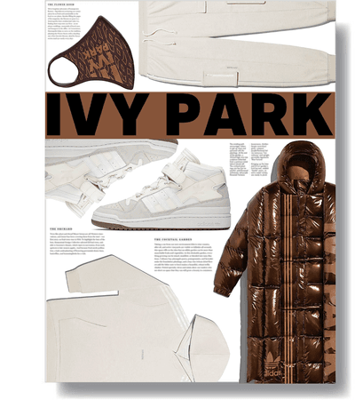 IVY PARK: CARAMEL SALT 🤎🤍