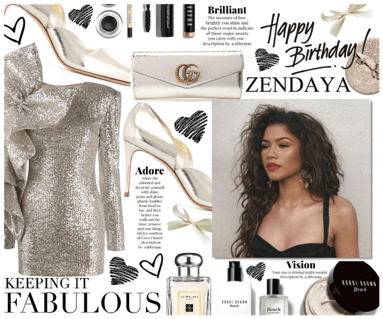 Happy 24th Birthday Zendaya!