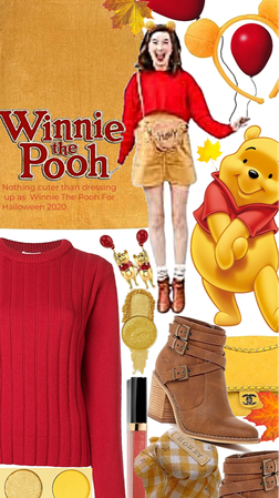 Winnie the Pooh movie inspired