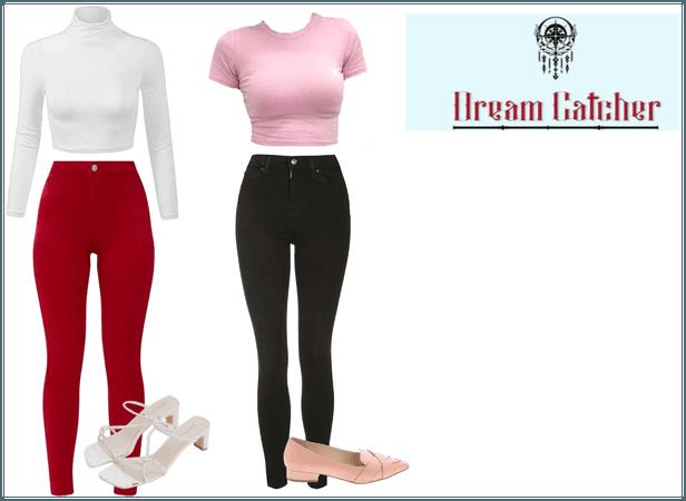 dreamcatcher comeback concept