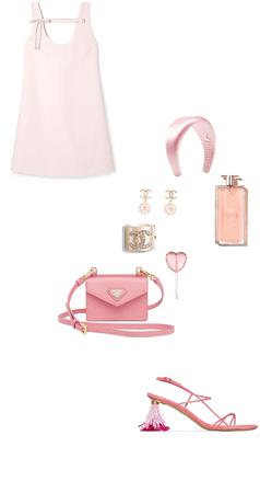 pink baby shower 👼🏻