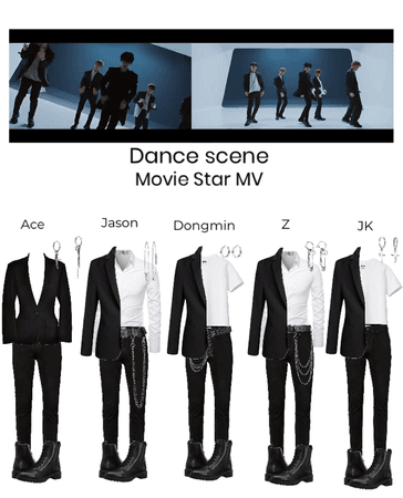 Movie Star MV- dance/final scene