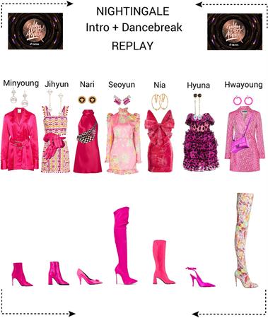 Intro + REPLAY + Dancebreak