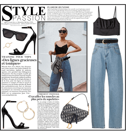 Summer Street Style - Minimalist Chic