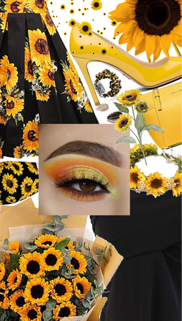 Sunflower Sunday Day out💛🖤