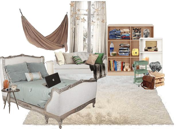 hangout bedroom