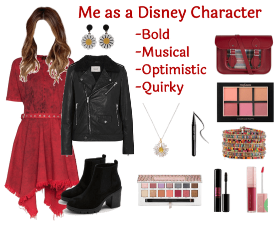 Me as a Disney Character