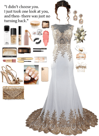 Prom Ensemble for the main character