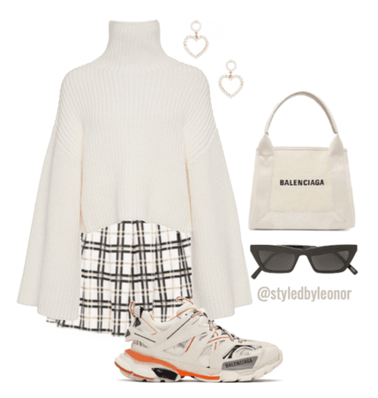 Cute Girly Casual Outfit