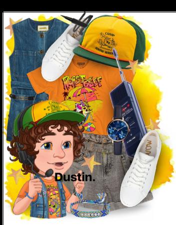 Dustin costume